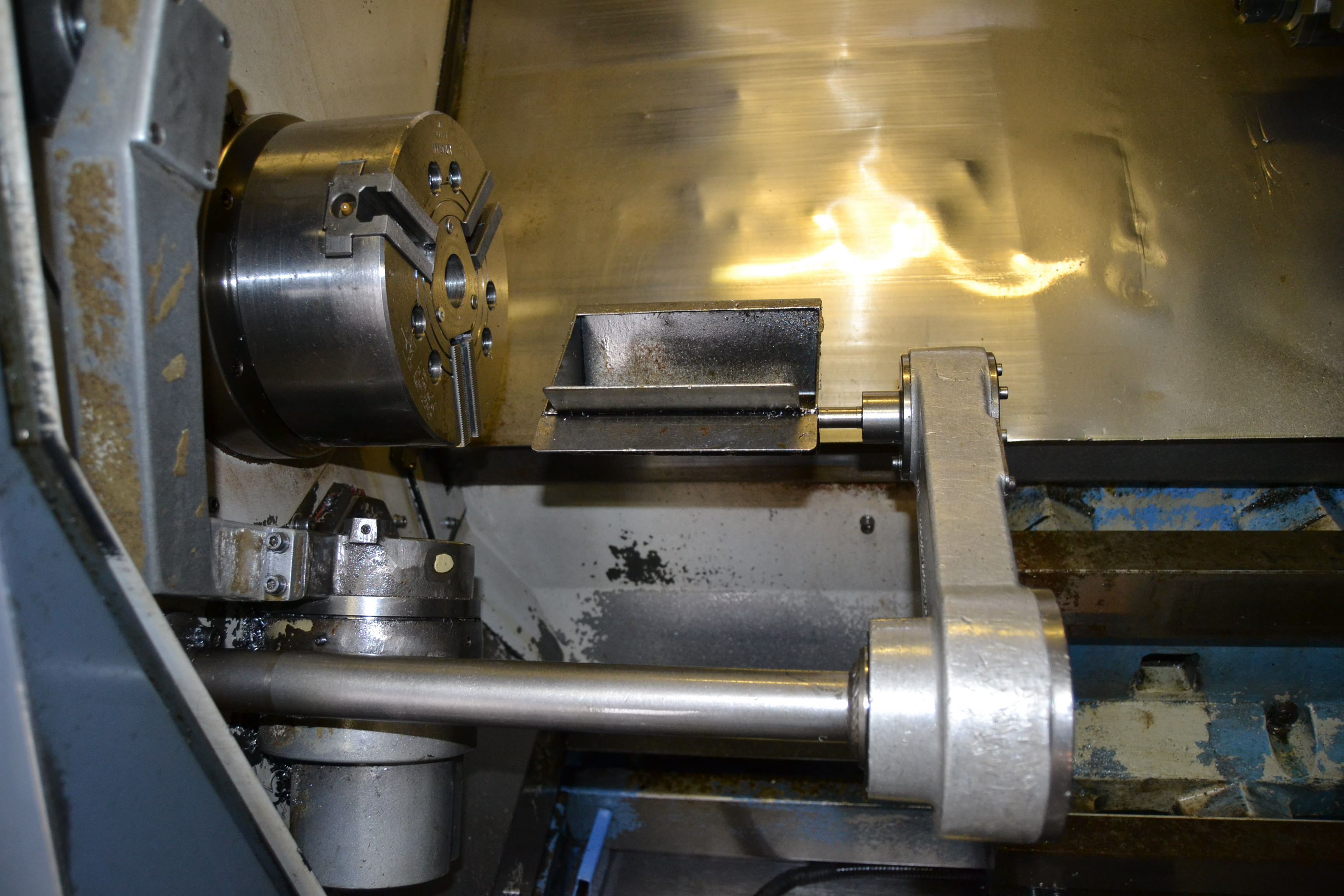 Mazak SQT 200 M CNC Lathe used Mazak SQT 200 M - See more us – Dentool